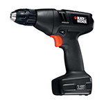 Black and Decker Cordless Drill & Driver Parts Black and Decker 9099KC-Type-1 Parts