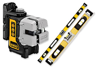 DeWalt  Laser and Level Parts