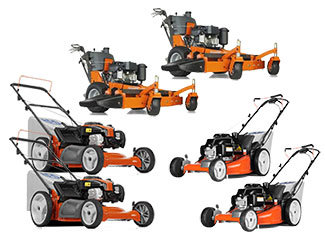 Husqvarna  Walk-Behind Mowers Parts