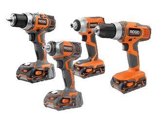 Ridgid Drill & Driver Parts Cordless Drill & Driver Parts