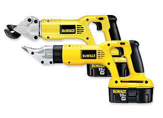 DeWalt  Shear & Nibbler Parts