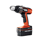Black and Decker Cordless Drill & Driver Parts Black and Decker BD18PSK-Type-1 Parts