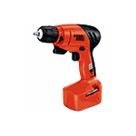 Black and Decker Cordless Drill & Driver Parts Black and Decker BDC752-Type-1 Parts