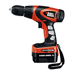 Black and Decker Cordless Drill & Driver Parts Black and Decker BDG1200K-Type-2 Parts