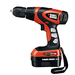 Black and Decker Cordless Drill & Driver Parts Black and Decker BDG1400-Type-1 Parts