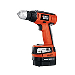 Black and Decker Cordless Drill & Driver Parts Black and Decker BDGL12K-Type-1 Parts