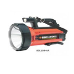 Black and Decker Flashlight Parts Black and Decker BSL100-BR-Type-1 Parts
