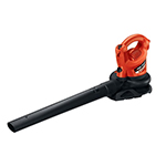Black and Decker Electric Blower & Vacuum Parts Black and Decker BV4000-Type-1 Parts