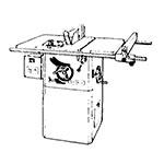 Hitachi Electric Saw Parts Hitachi C12Y Parts