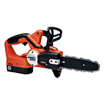 Black and Decker Cordless Saws Parts Black and Decker CCS818-Type-1 Parts