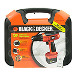 Black and Decker Cordless Drill & Driver Parts Black and Decker CD1200K-Type-1 Parts