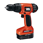 Black and Decker Cordless Drill & Driver Parts Black and Decker CD120S-Type-1 Parts