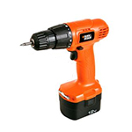 Black and Decker Cordless Drill & Driver Parts Black and Decker CD121K-BR-Type-1 Parts