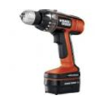 Black and Decker Cordless Drill & Driver Parts Black and Decker CD961-BR-Type-1 Parts