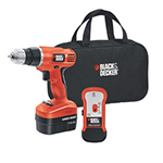 Black and Decker Cordless Drill & Driver Parts Black and Decker CDC140ASB-Type-2 Parts