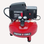 Porter Cable Air Compressor Parts Porter Cable CFBN217A-Type-1 Parts