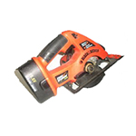 Black and Decker Cordless Saws Parts Black and Decker CS156-Type-1 Parts