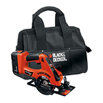 Black and Decker Cordless Saws Parts Black and Decker CS180B-Type-1 Parts