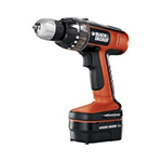 Black and Decker Cordless Drill & Driver Parts Black and Decker D25124K-AR-Type-1 Parts