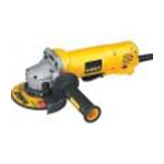 DeWalt Electric Grinder Parts Dewalt D28496MAR-Type-4 Parts