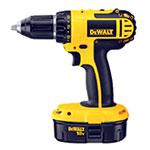 DeWalt Electric Drill & Driver Parts Dewalt DC720KA-AR-Type-1 Parts