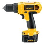 DeWalt Electric Drill & Driver Parts Dewalt DC727KA-Type-1 Parts