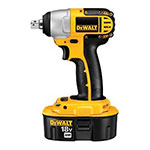 DeWalt Cordless Impact Wrench Parts Dewalt DC820K-Type-3 Parts
