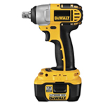 DeWalt Cordless Impact Wrench Parts DeWalt DC822KL-Type-1 Parts
