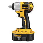DeWalt Cordless Impact Wrench Parts DeWalt DC823KA-Type-2 Parts