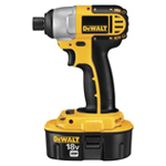 DeWalt Cordless Impact Wrench Parts DeWalt DC825KA-Type-1 Parts