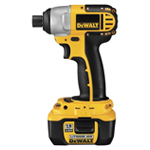DeWalt Cordless Impact Wrench Parts DeWalt DC827KL-Type-1 Parts
