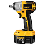 DeWalt Cordless Impact Wrench Parts Dewalt DC833KA-Type-3 Parts