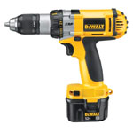 DeWalt Electric Drill & Driver Parts Dewalt DC980KA-Type-1 Parts