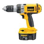DeWalt Electric Drill & Driver Parts Dewalt DC983KA-Type-1 Parts