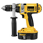 DeWalt Cordless Hammer Drill Parts Dewalt DC988KA-AR-Type-1 Parts