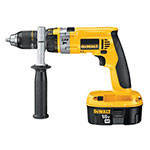 DeWalt Cordless Hammer Drill Parts Dewalt DC989KA-Type-1 Parts
