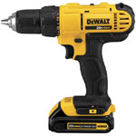 DeWalt Cordless Drill & Driver Parts Dewalt DCD771C2-Type-1 Parts