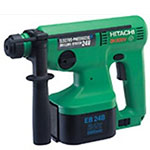Hitachi Cordless Rotary Hammer Parts Hitachi DH20DV Parts