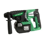 Hitachi Cordless Rotary Hammer Parts Hitachi DH25DAL Parts