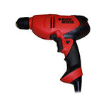 Black and Decker Electric Drill & Driver Parts Black and Decker DR202-Type-1 Parts