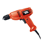 Black and Decker Electric Drill & Driver Parts Black and Decker DR210K-Type-1 Parts