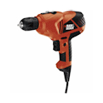Black and Decker Electric Drill & Driver Parts Black and Decker DR250-Type-1 Parts