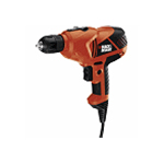 Black and Decker Electric Drill & Driver Parts Black and Decker DR250C-Type-1 Parts