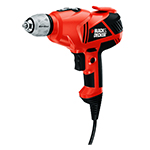 Black and Decker Electric Drill & Driver Parts Black and Decker DR320KG-Type-1 Parts