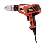 Black and Decker Electric Drill & Driver Parts Black and Decker DR350FD-Type-1 Parts
