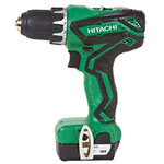 Hitachi Cordless Drill Parts Hitachi DS10DFL2 Parts