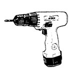 Hitachi Cordless Drill Parts Hitachi DS10DVB Parts