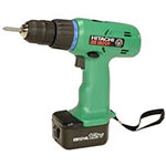 Hitachi Cordless Drill Parts Hitachi DS12DVF Parts