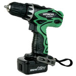 Hitachi Cordless Drill Parts Hitachi DS12DVF3 Parts