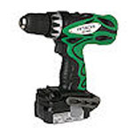 Hitachi Cordless Drill Parts Hitachi DS14DFLPC Parts